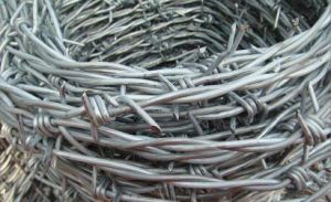 Hot Sale Barbed Wire for Building with Factory Price pictures & photos