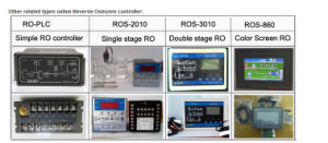 Online RO Controller for RO Water Purification, Model: Ros-2010 pictures & photos