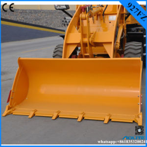 Good Price Small Front Tractor Wheel Loader for Sale pictures & photos