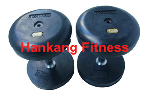 Fitness accessory, Ivanko Fixed Rubber Dumbbell (HD-004) pictures & photos