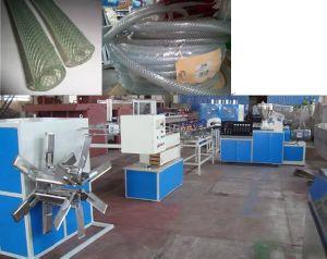 40-63mm PVC Fiber Reinforced Hose Extrusion Line