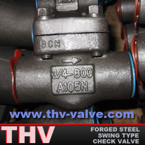 Swing Type Forged Steel Check Valve