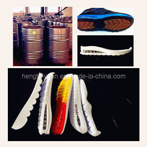 PU Resin for Shoe Sole of Cold-Resistant Shoes Zg-P-8130/Zg-I-8260 pictures & photos