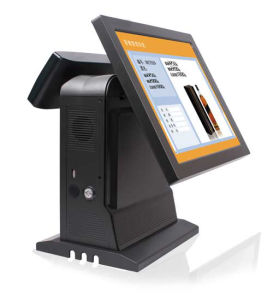 "15"" Touch Screen POS Terminal for Banking/ATM/Cash Register Application pictures & photos"