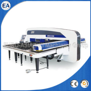 SPE Series CNC Servo Turret Punching Machine for Sheet Metal pictures & photos
