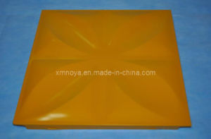 Insulated Metal 3D Wall Panel for Interior Decorative Material pictures & photos