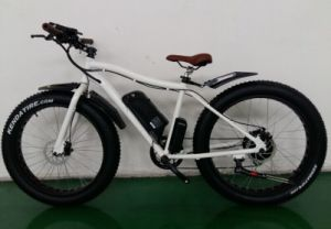 48V500W Fat Tire Mountain Electric Bike
