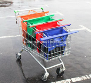 Reusable Grocery Shopping Cart Bag Trolley Bag pictures & photos
