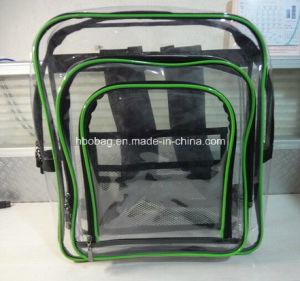 Transparent PVC Travel Pack Bag