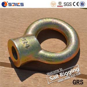 JIS Type Electro Galvanized Eye Nut pictures & photos