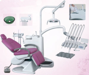 Hot Sale Cyv-970 Console Model Dental Unit Dental Chair pictures & photos