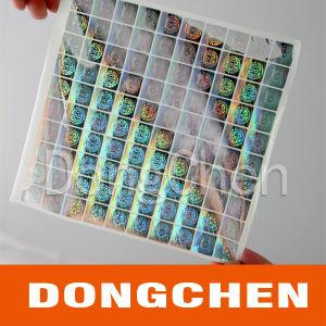 Pet Custom Design Anti-Fake Security Label Sticker pictures & photos