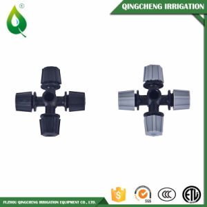 Irrigation Watering 4 Outlet Fogger Plastic Spray Bar Nozzle pictures & photos