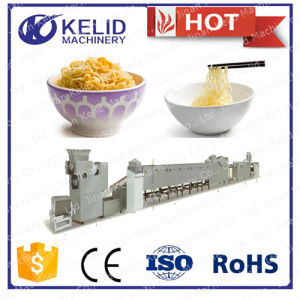 Spicy Cirry Beef Chicken Egg Flour Instant Noodles Machine pictures & photos