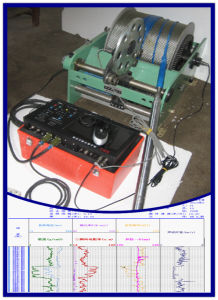 300-500m Borehole Logging, Water Well Logging Equipment, Electric Wireline Logging System for Sale pictures & photos