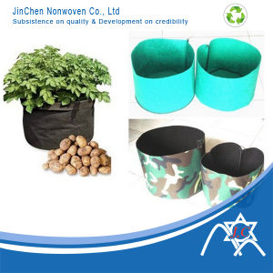 Spunbond Nonwoven for Root Control Bag pictures & photos