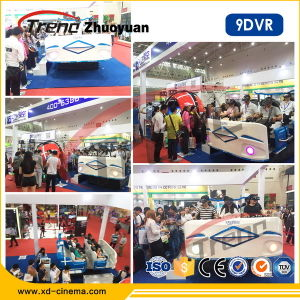 Zhuoyuan CE Standard 9d Cinema Simulator with AAA Grade Design pictures & photos