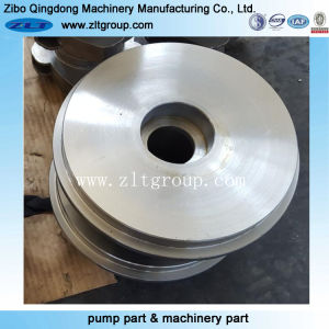 Stainless Steel /Alloy Steel Durco Pump Cover by Investment Casting pictures & photos