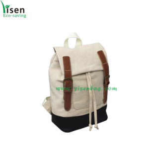 Fashion Canvas Backpack, Swagger Bag (YSBP00-0115) pictures & photos