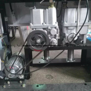 Fuel Dispenser with Two Nozzles-Four LCD Displays-Two Flow Meters pictures & photos