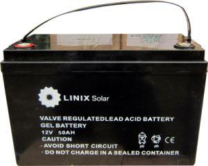 12V 50ah Battery for Solar Power Syetem