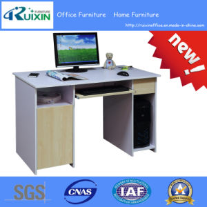 Factory Wooden Office Table with Hanging Cabinet (RX-D1150) pictures & photos