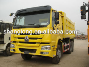 Low Price Sinotruk HOWO Dump Truck Zz3257n3647A pictures & photos