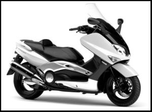 Carbon Fiber Exhaust Covers for Yamaha TMAX 500 pictures & photos
