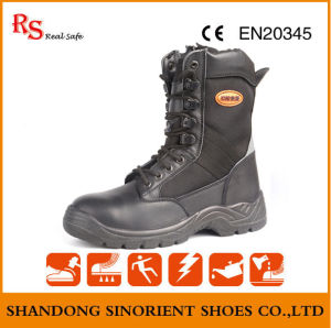 High Quality Cheap Military Fire Boots RS412 pictures & photos