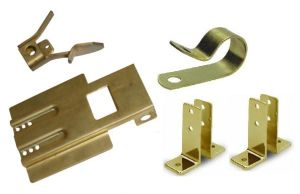 Equipment Custom Mounting Brass Bracket pictures & photos