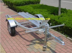 1 Rail Motorcycle Trailer (CT0300) pictures & photos
