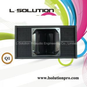 Q1 + Qsub Mini Line Array for PRO Audio System