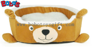 New Design Plush Cartoon Bear Shape Puppy Dog Cat Bed Pet Bed Bosw1091/45X40X13cm pictures & photos