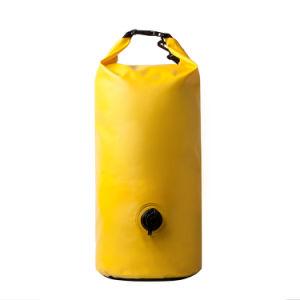 Gas Nozzle 20L Pink Traveling Waterproof Sport Bag