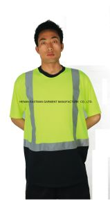 Short Sleeves T-Shirt for Men Safety Workwear Shirt pictures & photos