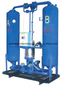 Heatless (heat) Regeneration Compressed Air Dryer (TKW(R)-20) pictures & photos