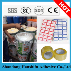 Water Based Pressure Sensitive Adhesive for Labels pictures & photos