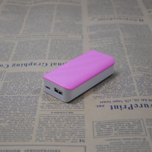 3000mAh Portable Power Bank 5V DC 1A Input on Sale pictures & photos