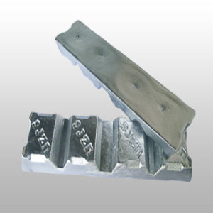 High Grade 99.995% Factory Price Pure Zinc Ingot for Sale pictures & photos