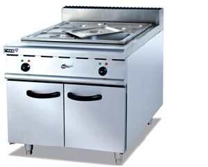 Electric Bain Marie with Cabinet (EH-884) pictures & photos