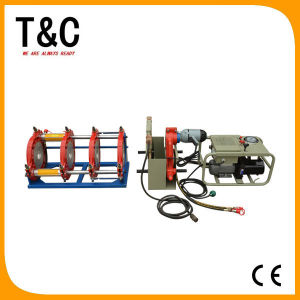 HDPE Pipe Hydraulic Butt Welding Machine (63mm to 250mm)