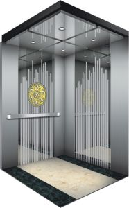 China Passenger Lift with Elevator Machine Room pictures & photos