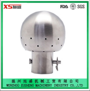 """1/2"""" Stainless Steel Ss304 Food Grade Static Spray Washing Head pictures & photos"""