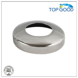 Top Good Stainless Steel Metal Post Round Base Cover (30000) pictures & photos