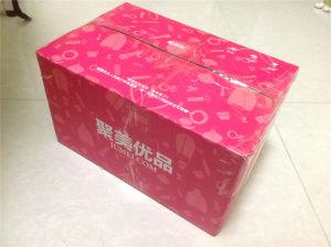 Corrugated Color Carton / Express Gift Box / E-Flute Color Carton pictures & photos