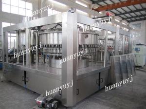 Juice Filling/Bottling Machine for Pet Bottle (RCGF 505012) pictures & photos