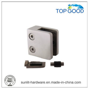 Stainless Steel Square Glass Clip From China pictures & photos