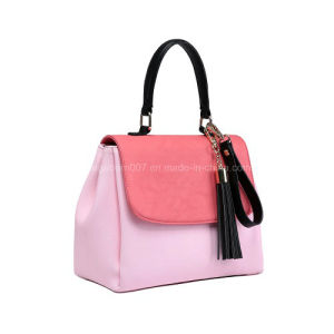 Fashion Designer Women Tote Handbag PU Leather Ladies Bag (MBNO041002) pictures & photos