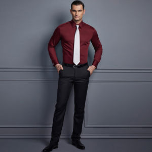 Italian Style Mens Shirts Latest Style Fashion Dress Shirts for Man pictures & photos