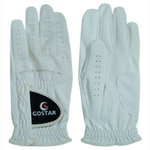 Synthetic Leather Golf Glove pictures & photos